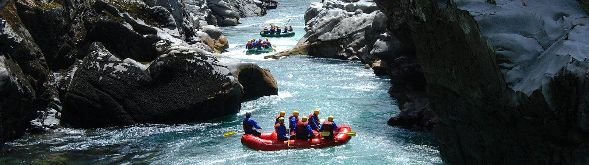 Extremo Sur - River Manso Expedition