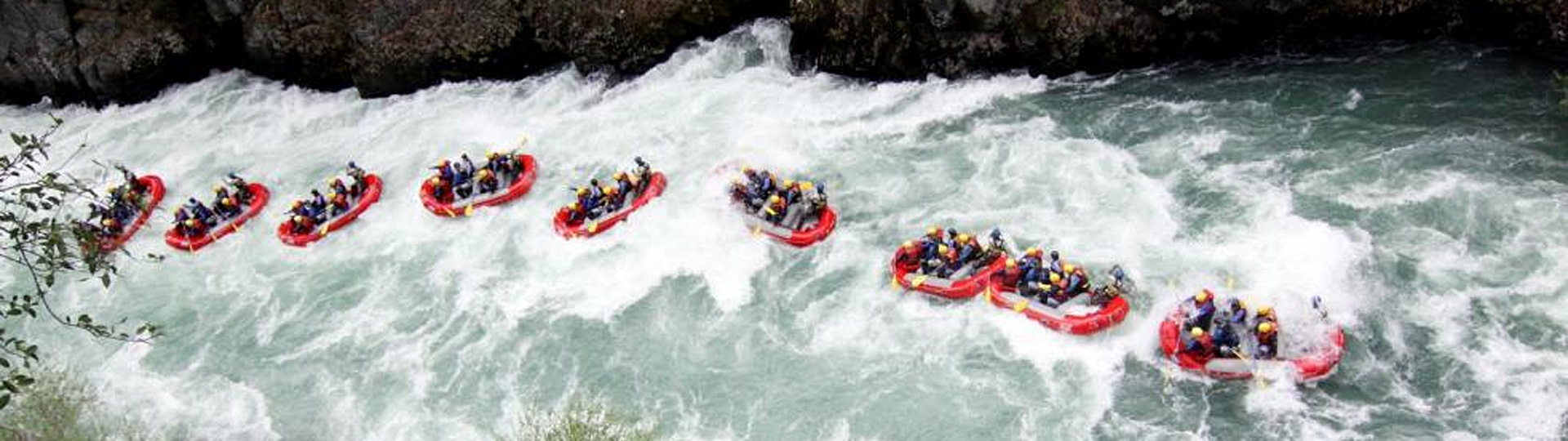 Extremo Sur - Rafting Course for Rafting Guide