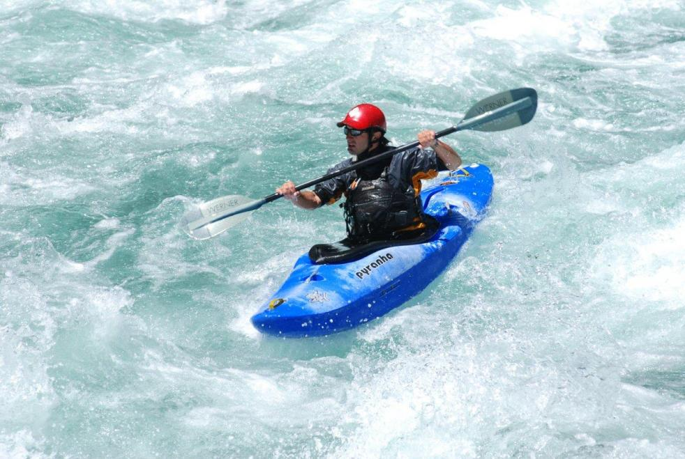 Extremo Sur - Kayak Course