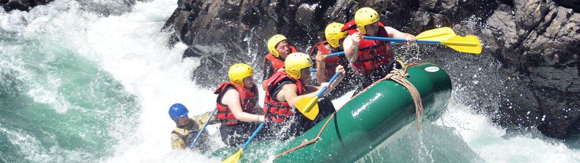 Extremo Sur - Rafting